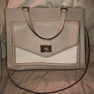 Kate Spade bag neutral